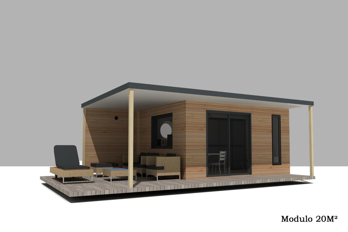 studio jardin Gamme 20M²