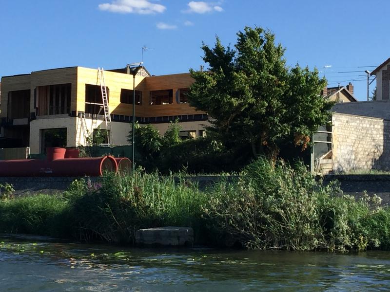 Projet vue de la Seine